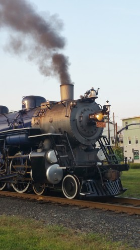 1928 Baldwin 425 Steam Engine, from Eric Becker, Train Station, Tamaqua, 8-29-2015 (47)