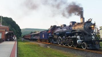 1928 Baldwin 425 Steam Engine, from Eric Becker, Train Station, Tamaqua, 8-29-2015 (49)
