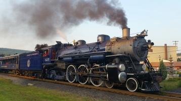 1928 Baldwin 425 Steam Engine, from Eric Becker, Train Station, Tamaqua, 8-29-2015 (65)