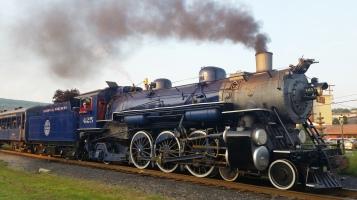 1928 Baldwin 425 Steam Engine, from Eric Becker, Train Station, Tamaqua, 8-29-2015 (66)