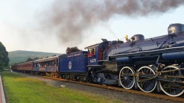 1928 Baldwin 425 Steam Engine, from Eric Becker, Train Station, Tamaqua, 8-29-2015 (67)