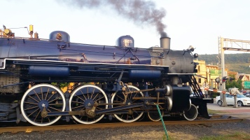 1928 Baldwin 425 Steam Engine, from Eric Becker, Train Station, Tamaqua, 8-29-2015 (68)