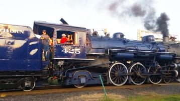 1928 Baldwin 425 Steam Engine, from Eric Becker, Train Station, Tamaqua, 8-29-2015 (69)