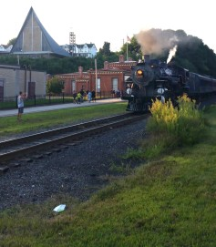 1928 Baldwin 425 Steam Engine, from Eric Becker, Train Station, Tamaqua, 8-29-2015 (7)