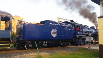 1928 Baldwin 425 Steam Engine, from Eric Becker, Train Station, Tamaqua, 8-29-2015 (71)