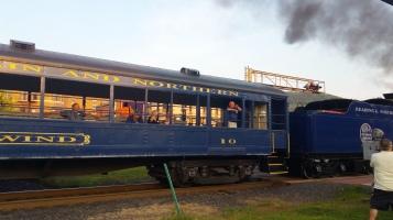 1928 Baldwin 425 Steam Engine, from Eric Becker, Train Station, Tamaqua, 8-29-2015 (72)