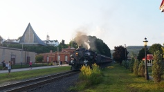 1928 Baldwin 425 Steam Engine, from Eric Becker, Train Station, Tamaqua, 8-29-2015 (8)