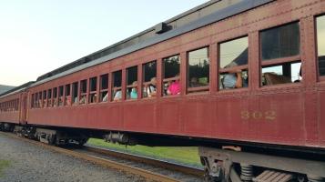 1928 Baldwin 425 Steam Engine, Locomotive, Tamaqua Train Station, Tamaqua (129)