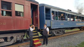 1928 Baldwin 425 Steam Engine, Locomotive, Tamaqua Train Station, Tamaqua (131)