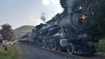 1928 Baldwin 425 Steam Engine, Locomotive, Tamaqua Train Station, Tamaqua (14)