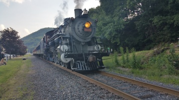 1928 Baldwin 425 Steam Engine, Locomotive, Tamaqua Train Station, Tamaqua (4)