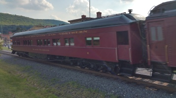 1928 Baldwin 425 Steam Engine, Locomotive, Tamaqua Train Station, Tamaqua (51)