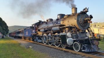 1928 Baldwin 425 Steam Engine, Locomotive, Tamaqua Train Station, Tamaqua (56)