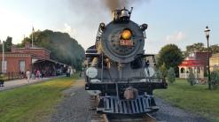 1928 Baldwin 425 Steam Engine, Locomotive, Tamaqua Train Station, Tamaqua (61)