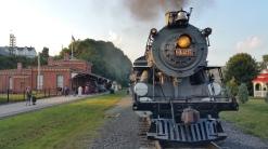 1928 Baldwin 425 Steam Engine, Locomotive, Tamaqua Train Station, Tamaqua (63)