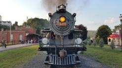 1928 Baldwin 425 Steam Engine, Locomotive, Tamaqua Train Station, Tamaqua (64)