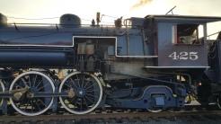 1928 Baldwin 425 Steam Engine, Locomotive, Tamaqua Train Station, Tamaqua (71)