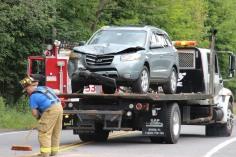 4 People Injured, MVA, Clamtown Road, SR443, West Penn, 8-12-2015 (14)