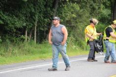 4 People Injured, MVA, Clamtown Road, SR443, West Penn, 8-12-2015 (15)