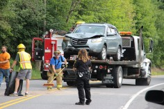 4 People Injured, MVA, Clamtown Road, SR443, West Penn, 8-12-2015 (2)