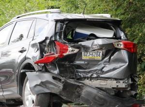 4 People Injured, MVA, Clamtown Road, SR443, West Penn, 8-12-2015 (22)