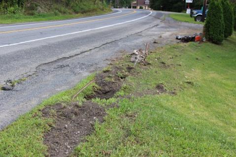 4 People Injured, MVA, Clamtown Road, SR443, West Penn, 8-12-2015 (30)