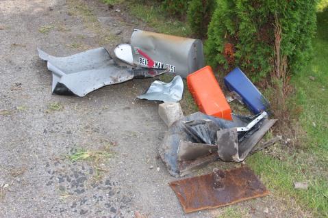4 People Injured, MVA, Clamtown Road, SR443, West Penn, 8-12-2015 (33)