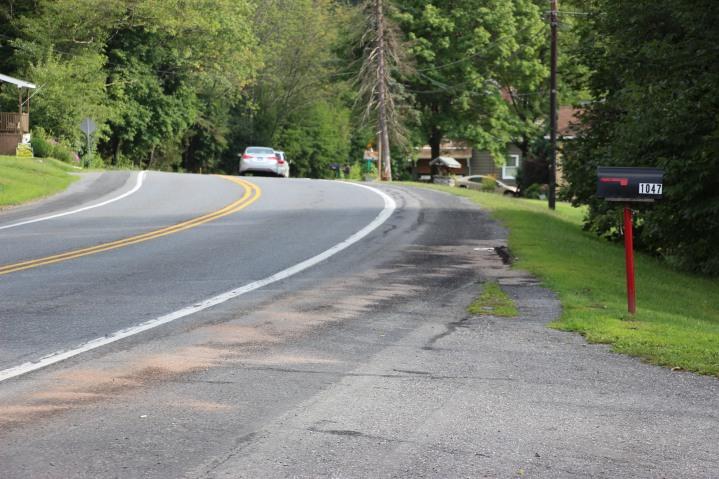 4 People Injured, MVA, Clamtown Road, SR443, West Penn, 8-12-2015 (40)