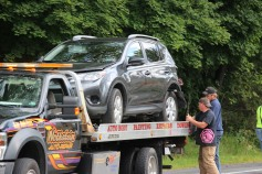 4 People Injured, MVA, Clamtown Road, SR443, West Penn, 8-12-2015 (7)