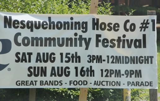 8-15-16-2015, Nesquehoning Community Festival, Nesquehoning Fire Company, Nesquehoning