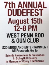 8-15-2015, Dudefest, West Penn Rod and Gun Club, West Penn