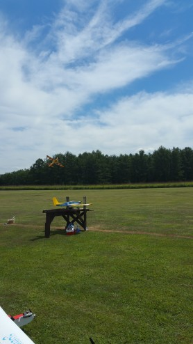 Aerorama, Tuscarora RC Flying Field, Tuscarora State Park, Barnesville, 8-23-2015 (122)