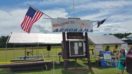 Aerorama, Tuscarora RC Flying Field, Tuscarora State Park, Barnesville, 8-23-2015 (2)