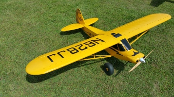 Aerorama, Tuscarora RC Flying Field, Tuscarora State Park, Barnesville, 8-23-2015 (24)