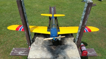 Aerorama, Tuscarora RC Flying Field, Tuscarora State Park, Barnesville, 8-23-2015 (47)