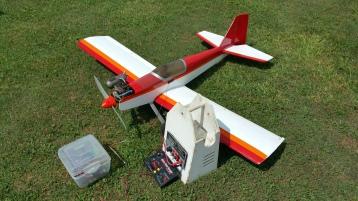 Aerorama, Tuscarora RC Flying Field, Tuscarora State Park, Barnesville, 8-23-2015 (55)