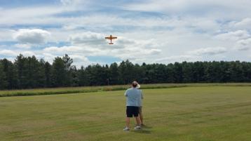 Aerorama, Tuscarora RC Flying Field, Tuscarora State Park, Barnesville, 8-23-2015 (7)