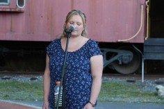 Amanda & Me perform, as part of Chamber Summer Concert Series, Train Station, Tamaqua (10)