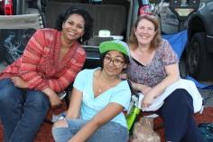 Amanda & Me perform, as part of Chamber Summer Concert Series, Train Station, Tamaqua (104)