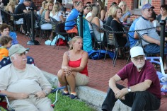 Amanda & Me perform, as part of Chamber Summer Concert Series, Train Station, Tamaqua (31)