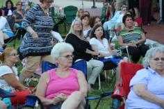Amanda & Me perform, as part of Chamber Summer Concert Series, Train Station, Tamaqua (42)