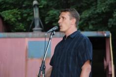Amanda & Me perform, as part of Chamber Summer Concert Series, Train Station, Tamaqua (60)