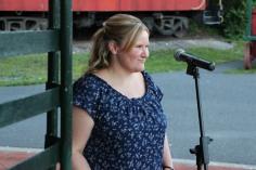 Amanda & Me perform, as part of Chamber Summer Concert Series, Train Station, Tamaqua (95)