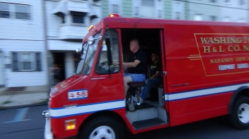 Apparatus Parade during Citz Fest, Citizens Fire Company, Mahanoy City, 8-21-2015 (100)