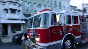 Apparatus Parade during Citz Fest, Citizens Fire Company, Mahanoy City, 8-21-2015 (103)