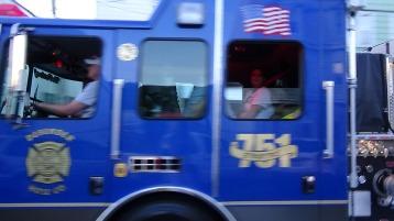 Apparatus Parade during Citz Fest, Citizens Fire Company, Mahanoy City, 8-21-2015 (106)
