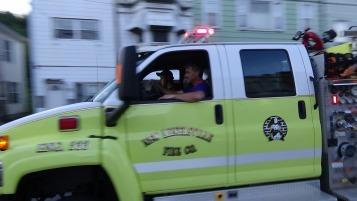 Apparatus Parade during Citz Fest, Citizens Fire Company, Mahanoy City, 8-21-2015 (109)