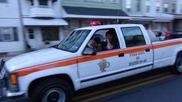 Apparatus Parade during Citz Fest, Citizens Fire Company, Mahanoy City, 8-21-2015 (128)