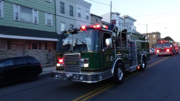 Apparatus Parade during Citz Fest, Citizens Fire Company, Mahanoy City, 8-21-2015 (131)