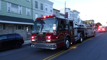 Apparatus Parade during Citz Fest, Citizens Fire Company, Mahanoy City, 8-21-2015 (133)